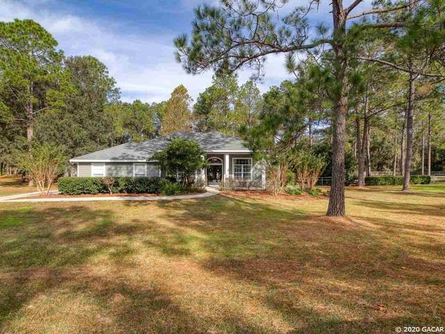 17752 NW 177th Avenue, Alachua, FL 32615 (MLS #440006) :: The Curlings Group