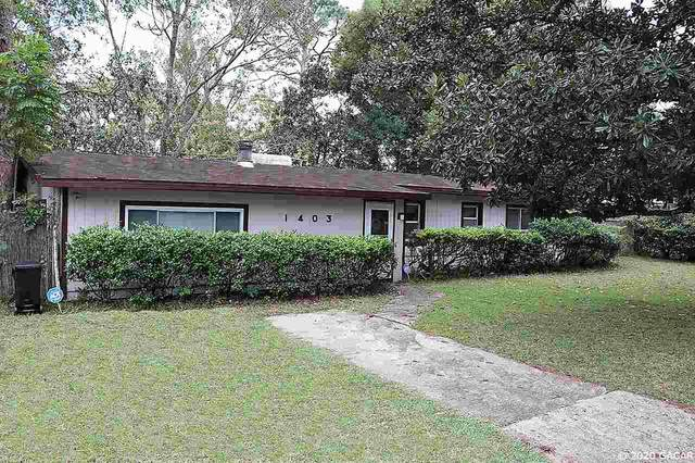 1403 NE 20TH Avenue, Gainesville, FL 32609 (MLS #440008) :: The Curlings Group
