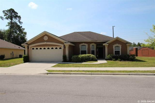 3905 NW 26th Terrace, Gainesville, FL 32605 (MLS #440009) :: The Curlings Group