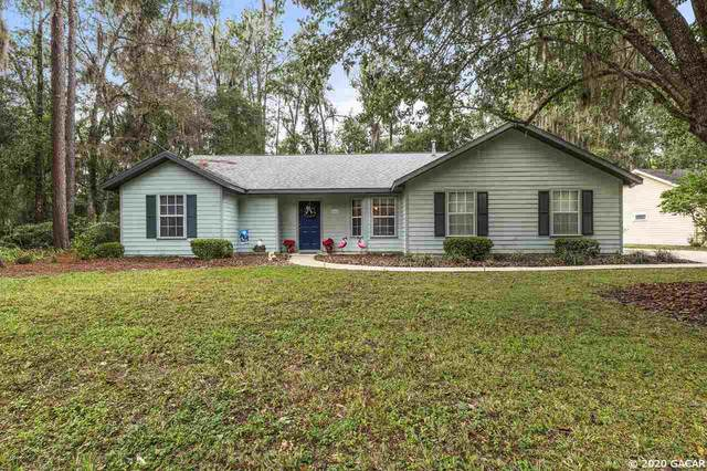 6216 NW 41st Drive, Gainesville, FL 32653 (MLS #440010) :: The Curlings Group