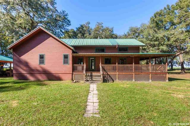 12268 SW 183 Drive, Archer, FL 32618 (MLS #440174) :: Pristine Properties