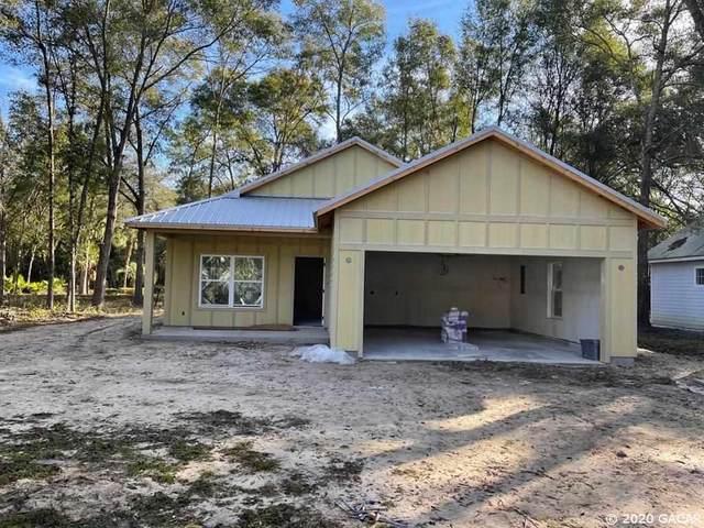 7234 Cardinal Trail, Trenton, FL 32693 (MLS #440236) :: Pristine Properties