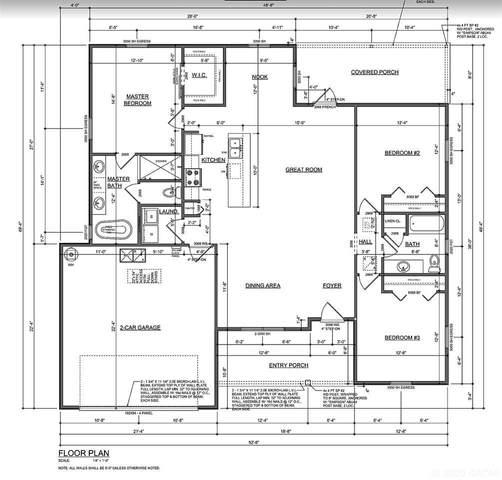 710 NE 151st Avenue, Williston, FL 32696 (MLS #440266) :: Better Homes & Gardens Real Estate Thomas Group