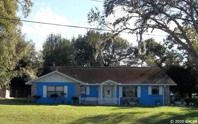 5800 SW 103RD STREET, Ocala, FL 34476 (MLS #440302) :: Rabell Realty Group