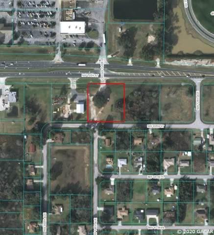 HWY 326/441 Hwy 326/441, Ocala, FL 34475 (MLS #440373) :: The Curlings Group