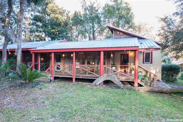 22320 NW 87th  Avenue Road, Micanopy, FL 32667 (MLS #440377) :: Better Homes & Gardens Real Estate Thomas Group