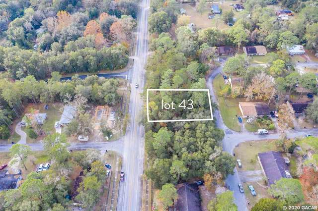 2239 SE 34th Terrace, Gainesville, FL 32641 (MLS #440382) :: The Curlings Group