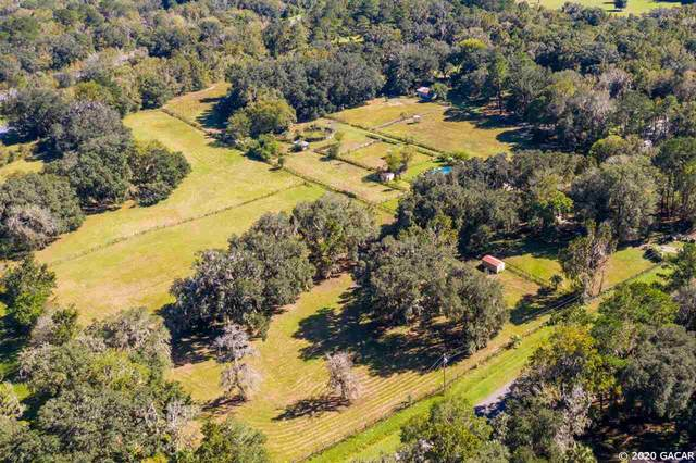 11027 SW 16TH Street, Micanopy, FL 32667 (MLS #440416) :: Better Homes & Gardens Real Estate Thomas Group