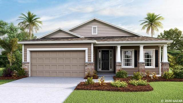 1364 NW 136th Terrace, Newberry, FL 32669 (MLS #440422) :: Rabell Realty Group