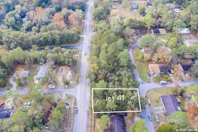 2229 SE 34th Terrace, Gainesville, FL 32641 (MLS #440431) :: The Curlings Group