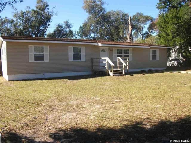 535 Nightingale Street, Keystone Heights, FL 32656 (MLS #440447) :: The Curlings Group