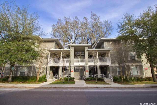621 SW 10th Street #205, Gainesville, FL 32601 (MLS #440552) :: Better Homes & Gardens Real Estate Thomas Group