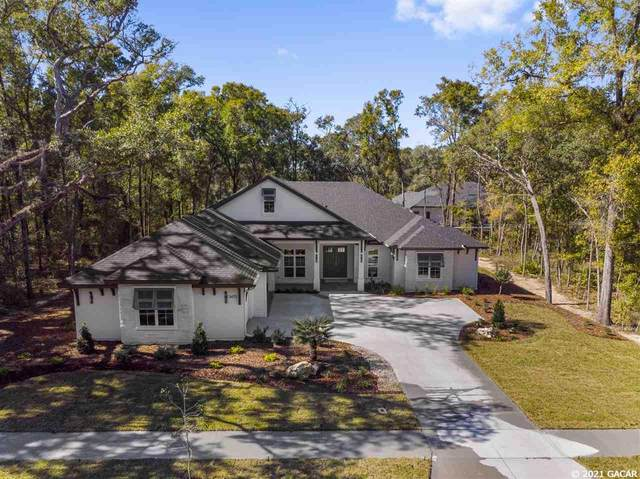 3637 SW 106th Street, Gainesville, FL 32608 (MLS #440588) :: Rabell Realty Group