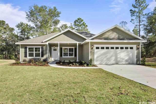 1021 NE 152nd Court, Williston, FL 32696 (MLS #440606) :: Better Homes & Gardens Real Estate Thomas Group