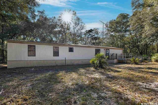 3749 NE 43rd Lane, High Springs, FL 32643 (MLS #440628) :: Rabell Realty Group