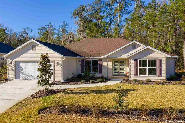 2546 NW 106th Way, Gainesville, FL 32606 (MLS #440655) :: Pepine Realty