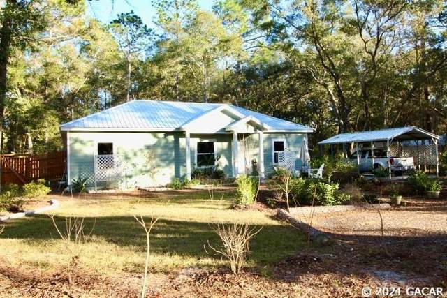 10731 NW 70th Avenue, Chiefland, FL 32626 (MLS #440703) :: Pristine Properties