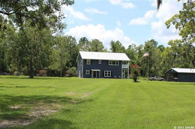 17453 NW 278th Avenue, Alachua, FL 32615 (MLS #440725) :: Abraham Agape Group