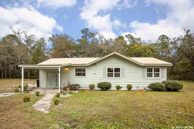 2028 NE 4th Avenue, Gainesville, FL 32641 (MLS #440778) :: Pepine Realty