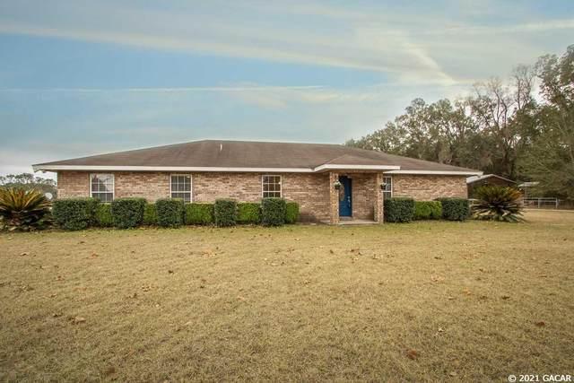 3460 SE County Road 337, Trenton, FL 32693 (MLS #440781) :: Pristine Properties