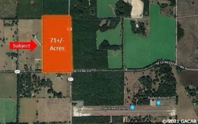 7950 Co Road 337/Co Road 232, Trenton, FL 32693 (MLS #440801) :: Pristine Properties