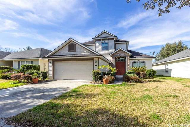 8134 NW 51 Drive, Gainesville, FL 32653 (MLS #440802) :: Abraham Agape Group
