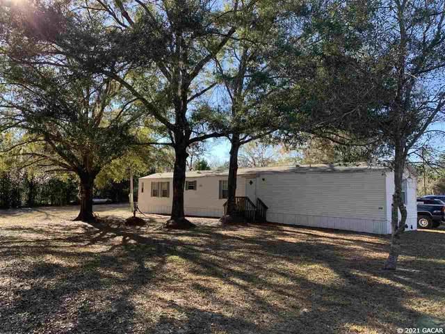 270 NE 157th Terrace, Williston, FL 32696 (MLS #440808) :: Better Homes & Gardens Real Estate Thomas Group