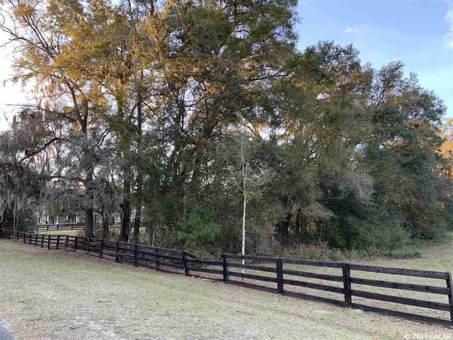 15534 NW 6th Road, Jonesville, FL 32669 (MLS #440817) :: Pristine Properties