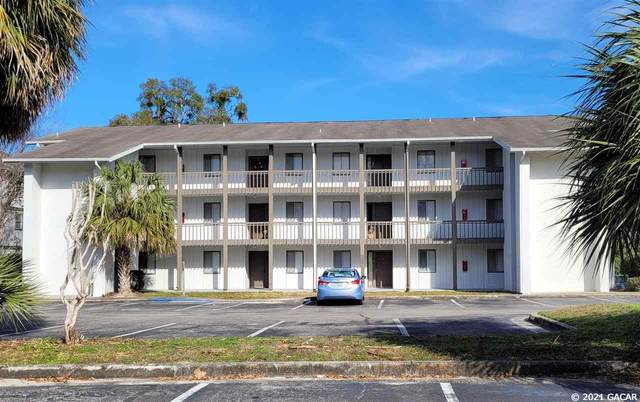 6519 W Newberry Road #302, Gainesville, FL 32605 (MLS #440832) :: Better Homes & Gardens Real Estate Thomas Group