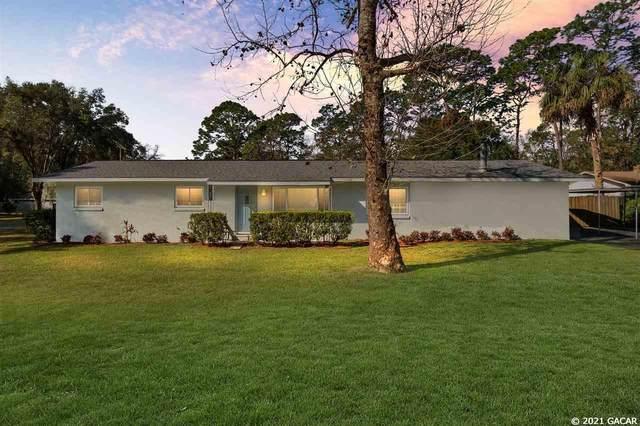 1230 SE 32ND Avenue, Ocala, FL 34471 (MLS #440860) :: Pepine Realty