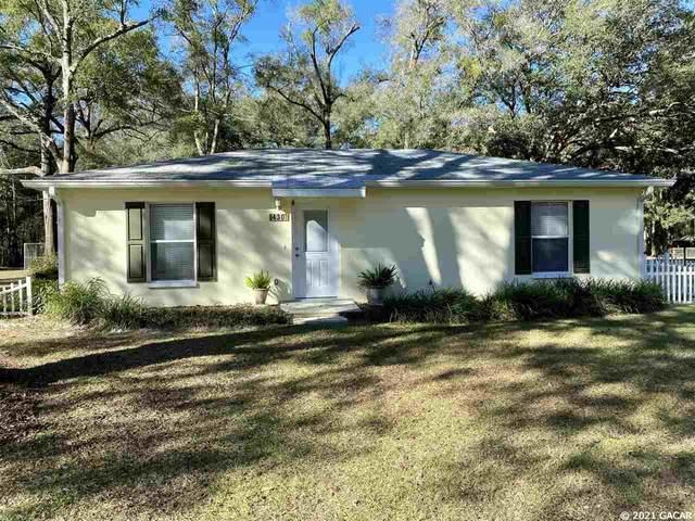 430 SW 226th Street, Newberry, FL 32669 (MLS #440867) :: Abraham Agape Group