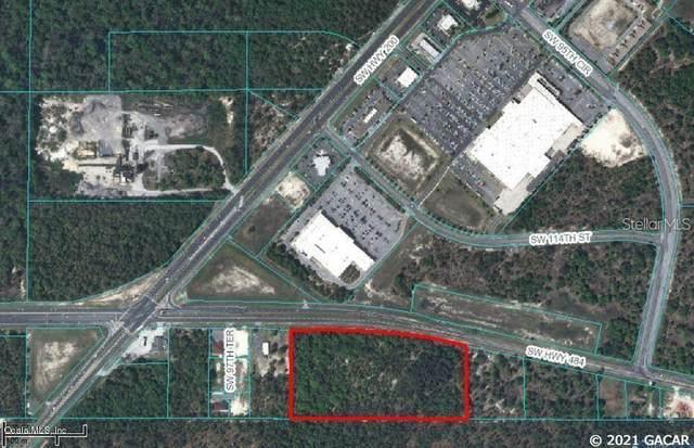 00 SW Hwy 484, Ocala, FL 34476 (MLS #440900) :: Better Homes & Gardens Real Estate Thomas Group