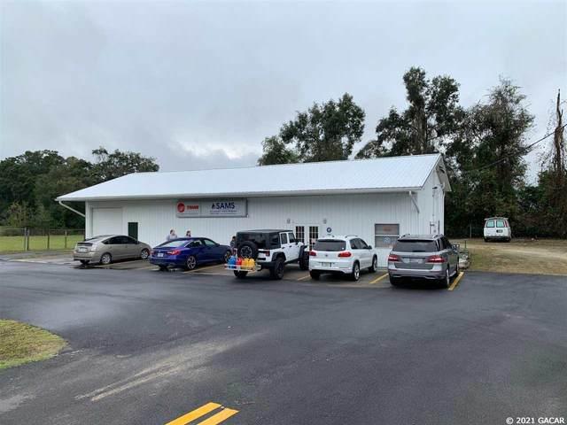 7519 SE State Road 26, Trenton, FL 32693 (MLS #440925) :: Abraham Agape Group