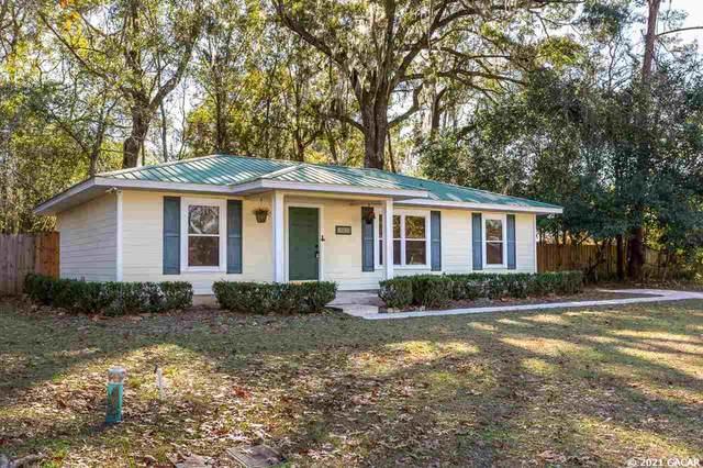 1013 NW 36th Avenue, Gainesville, FL 32609 (MLS #440926) :: Abraham Agape Group