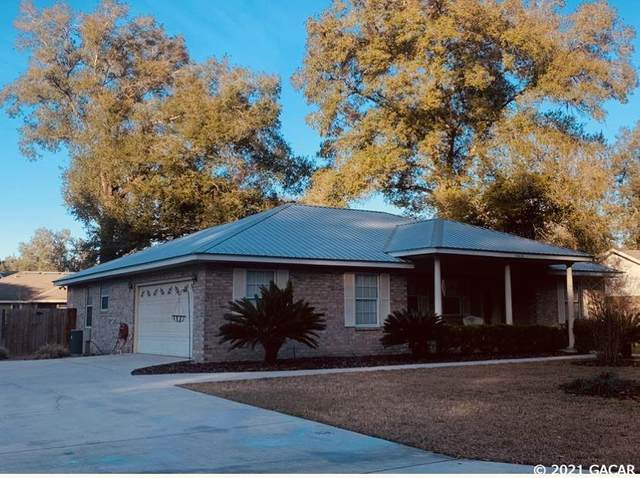 25424 SW 17 Avenue, Newberry, FL 32669 (MLS #440930) :: Rabell Realty Group