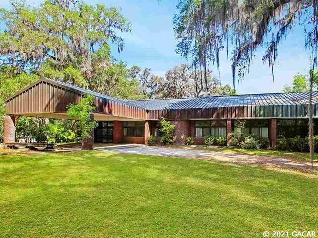 17601 Veteran's Way, Micanopy, FL 32667 (MLS #440934) :: The Curlings Group