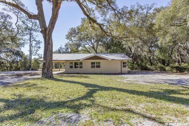 704 SE State Road 100, Keystone Heights, FL 32656 (MLS #440939) :: Abraham Agape Group