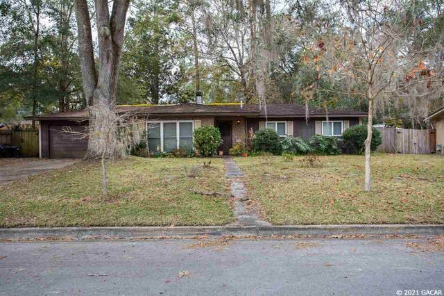 4706 NW 30TH Street, Gainesville, FL 32605 (MLS #440942) :: The Curlings Group