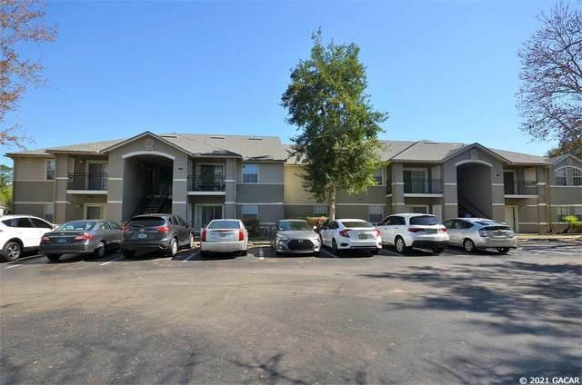 3705 SW 27th Street #628, Gainesville, FL 32608 (MLS #440953) :: Abraham Agape Group