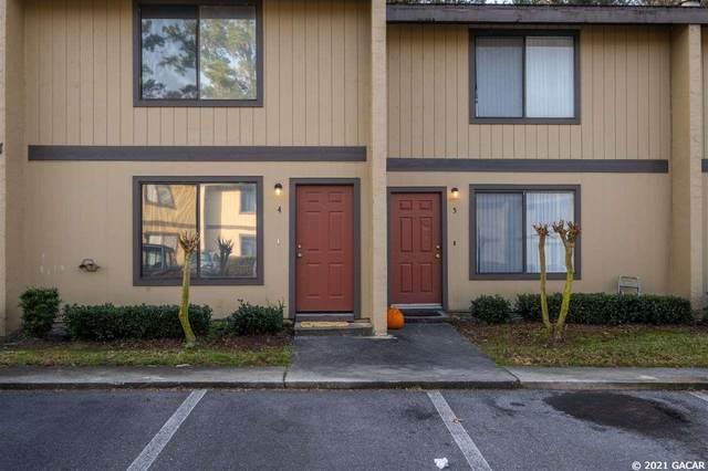 2300 SW 43rd Street J4, Gainesville, FL 32607 (MLS #440985) :: Pepine Realty