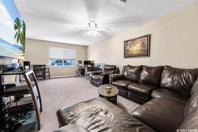 501 SW 75th Street H8, Gainesville, FL 32607 (MLS #441007) :: Pepine Realty