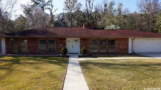 1616 NW 27TH Terrace, Gainesville, FL 32605 (MLS #441010) :: The Curlings Group