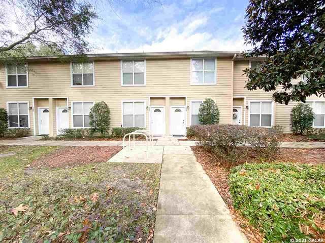 3552 SW 30th Way #104, Gainesville, FL 32608 (MLS #441018) :: Abraham Agape Group