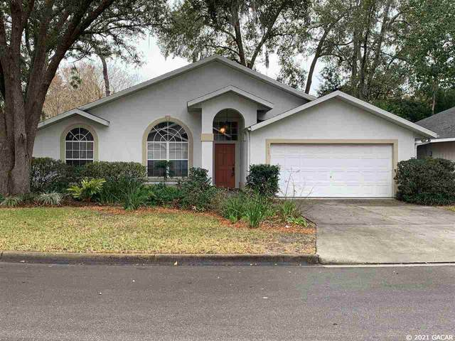 3415 NW 61 Place, Gainesville, FL 32653 (MLS #441035) :: The Curlings Group