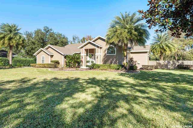 12506 SW 9th Avenue, Newberry, FL 32669 (MLS #441045) :: Rabell Realty Group
