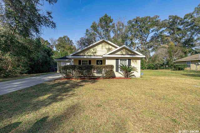 22346 NW 176 Place, High Springs, FL 32643 (MLS #441050) :: The Curlings Group