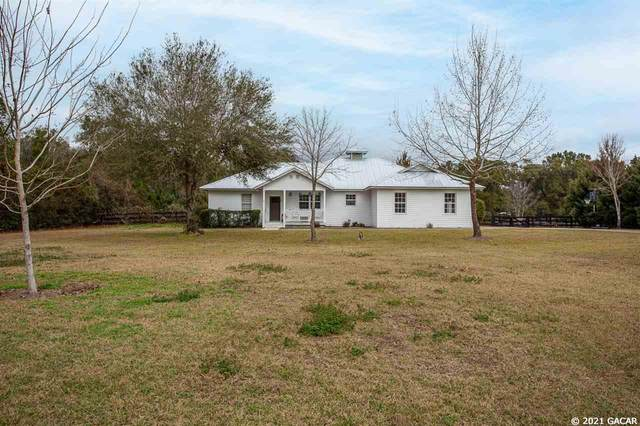 24962 NW 160 Avenue, High Springs, FL 32643 (MLS #441075) :: Rabell Realty Group