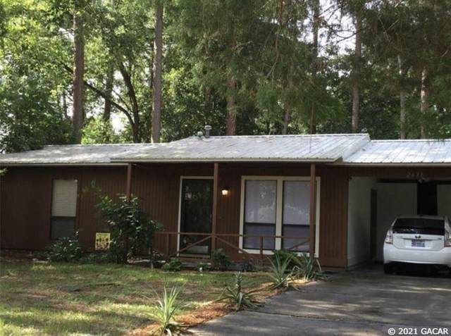 2638 NW 47th Avenue, Gainesville, FL 32605 (MLS #441078) :: Pepine Realty