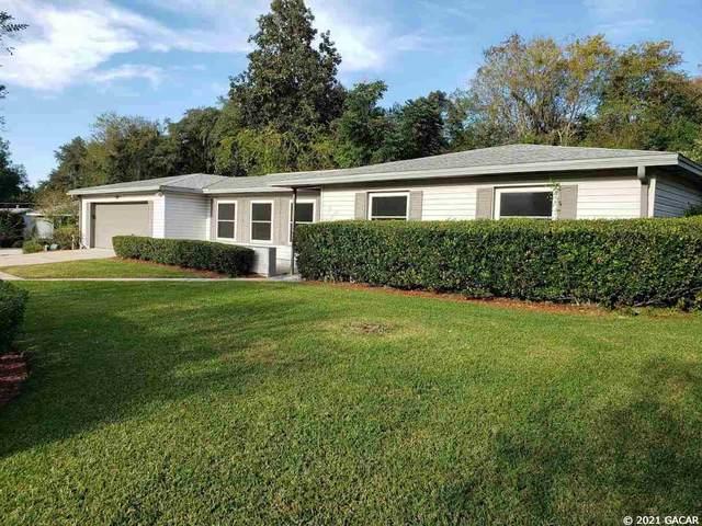 5601 SW 35th Way, Gainesville, FL 32608 (MLS #441094) :: Pepine Realty