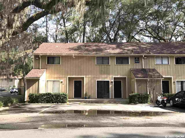 507 NW 39TH Road #330, Gainesville, FL 32607 (MLS #441128) :: Rabell Realty Group